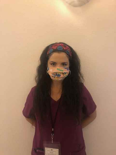 Amanda : SLP Student Intern